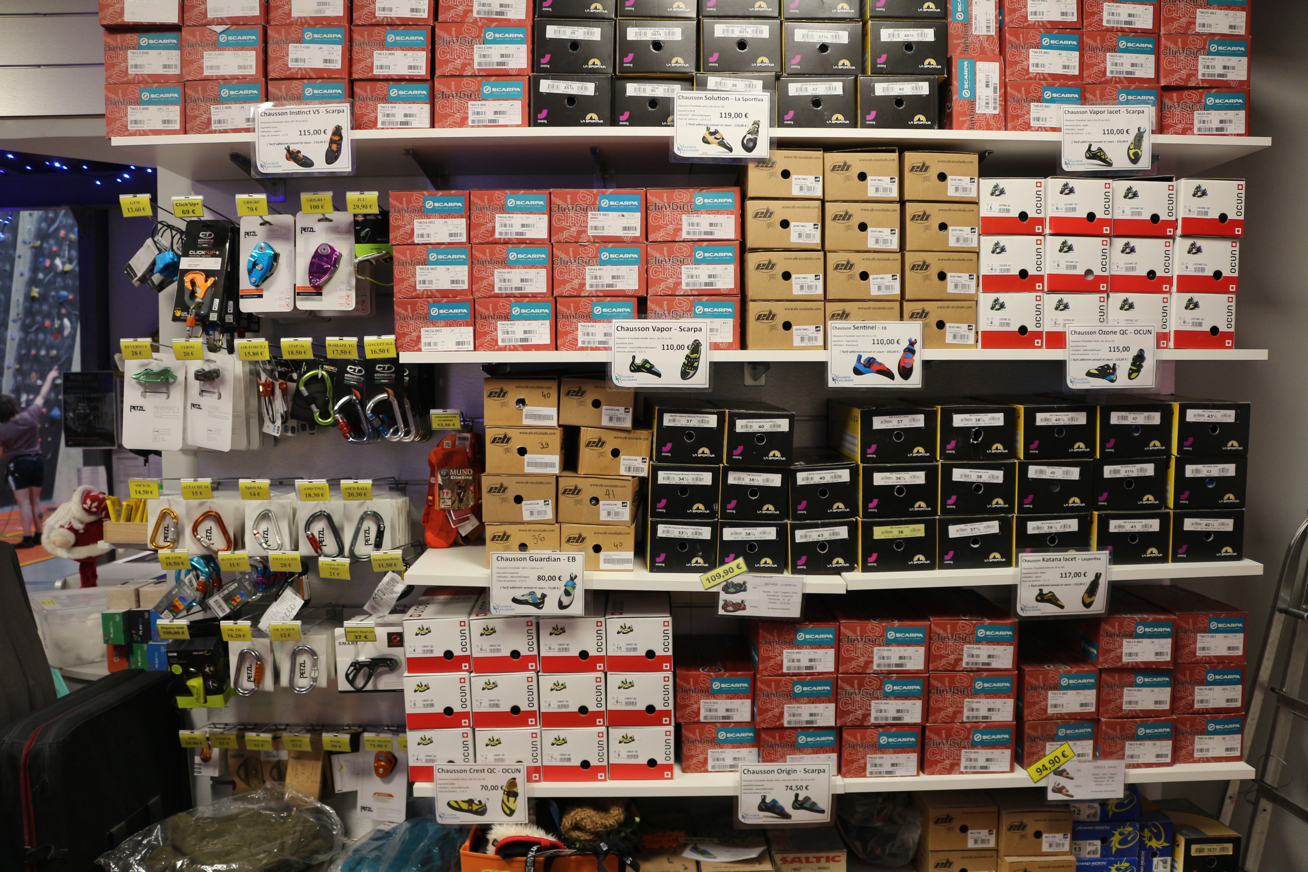 Voir tous les produits en magasin